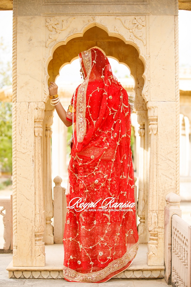 Rajputi Poshak - Royal Ranisa