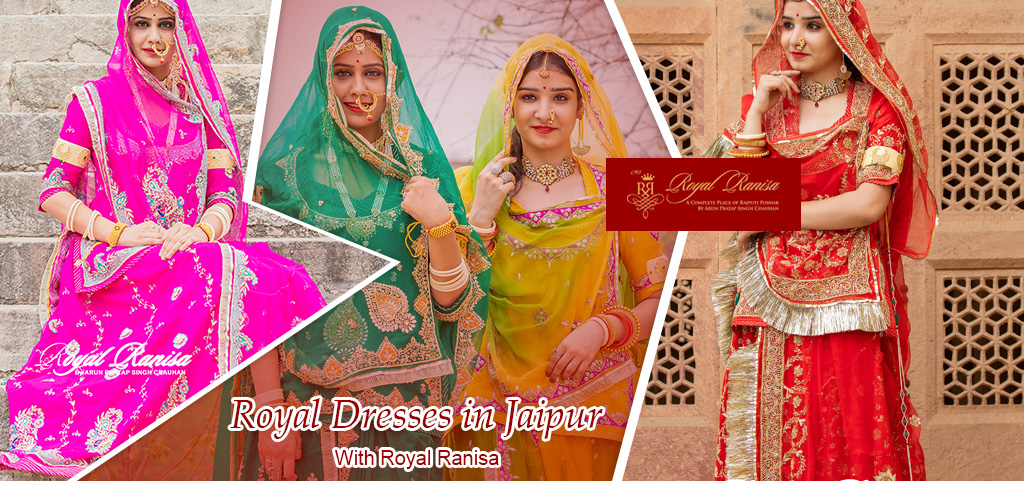 Rajasthani Rajputi Poshak Is One Of The Most Famous Dresses That Bring Culture And Heritage Rajasthan Keeping In View Royal Legacy