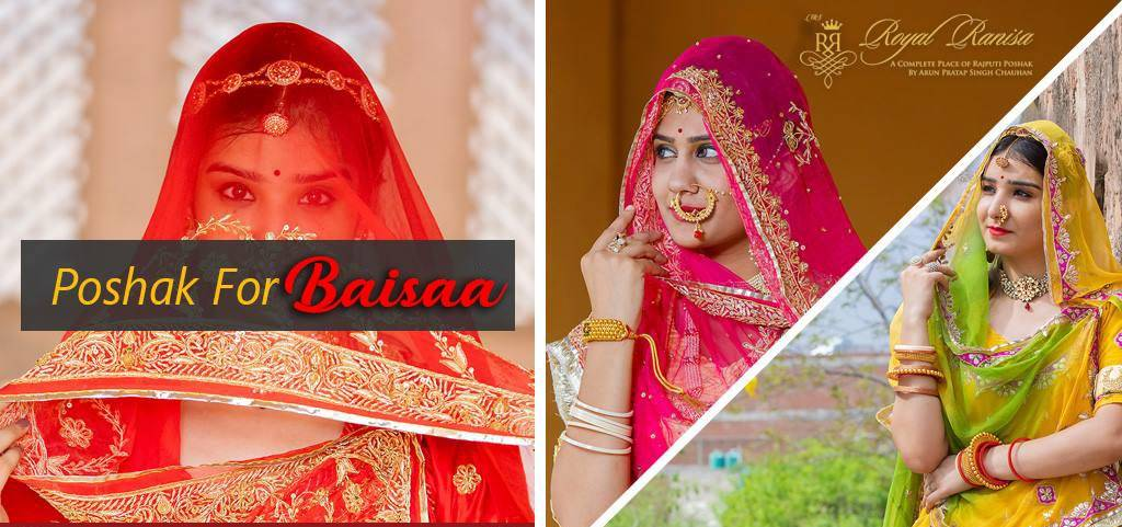"f0d22e93df Women's in Rajasthan almost 80% wear the traditional type of clothes which  is known as ""Rajputi Poshak"" and Rajasthani dresses other than sarees or  salwar ..."