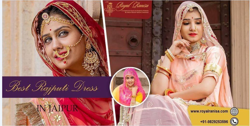 Best Rajputi Dress in Jaipur