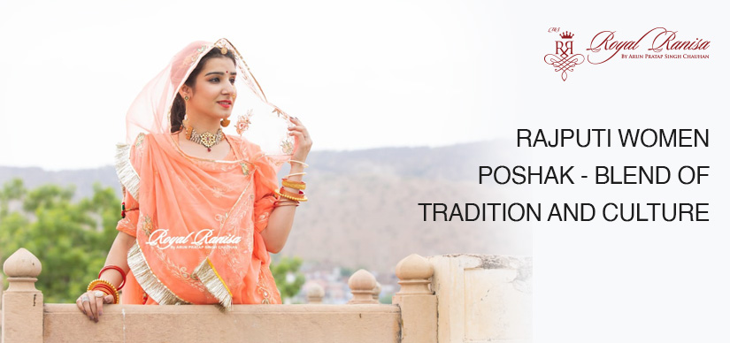 Rajputi Women Poshak Is Blend Of Tradition And Culture